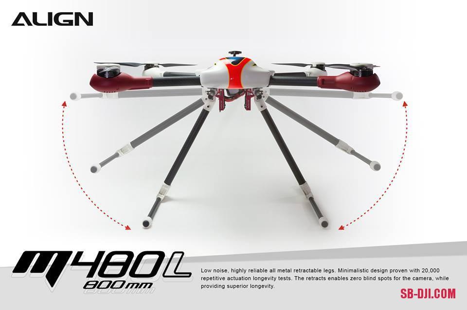 亚拓Align公布M系列多旋翼产品报价