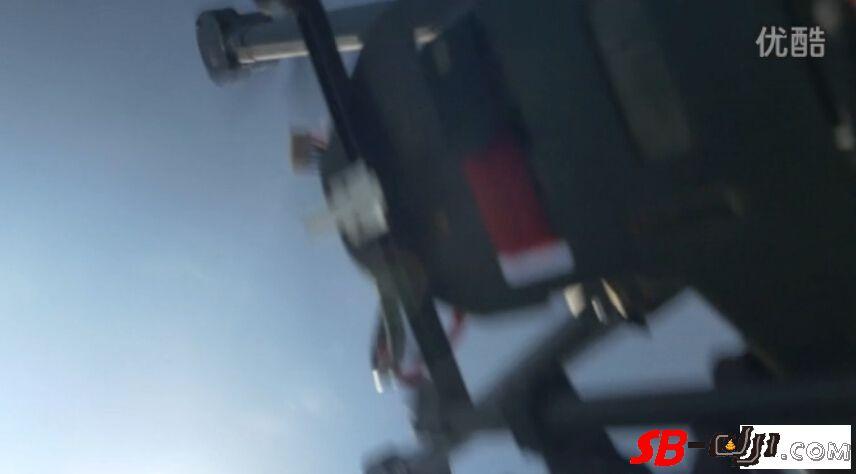 s1000空中停桨炸机