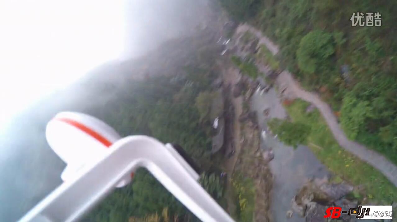 精灵2坠机求分析 全程手动飞行排除 罗盘gps 干扰