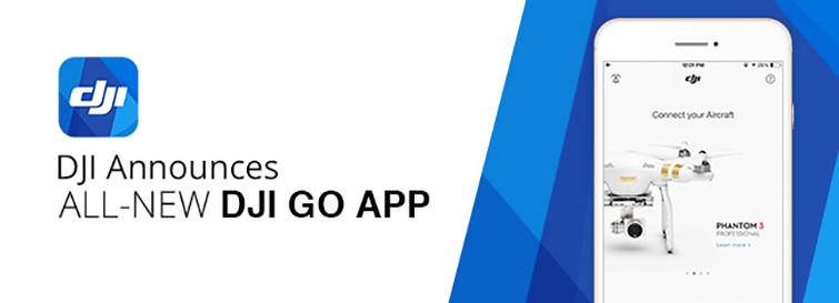 DJI-GO-App