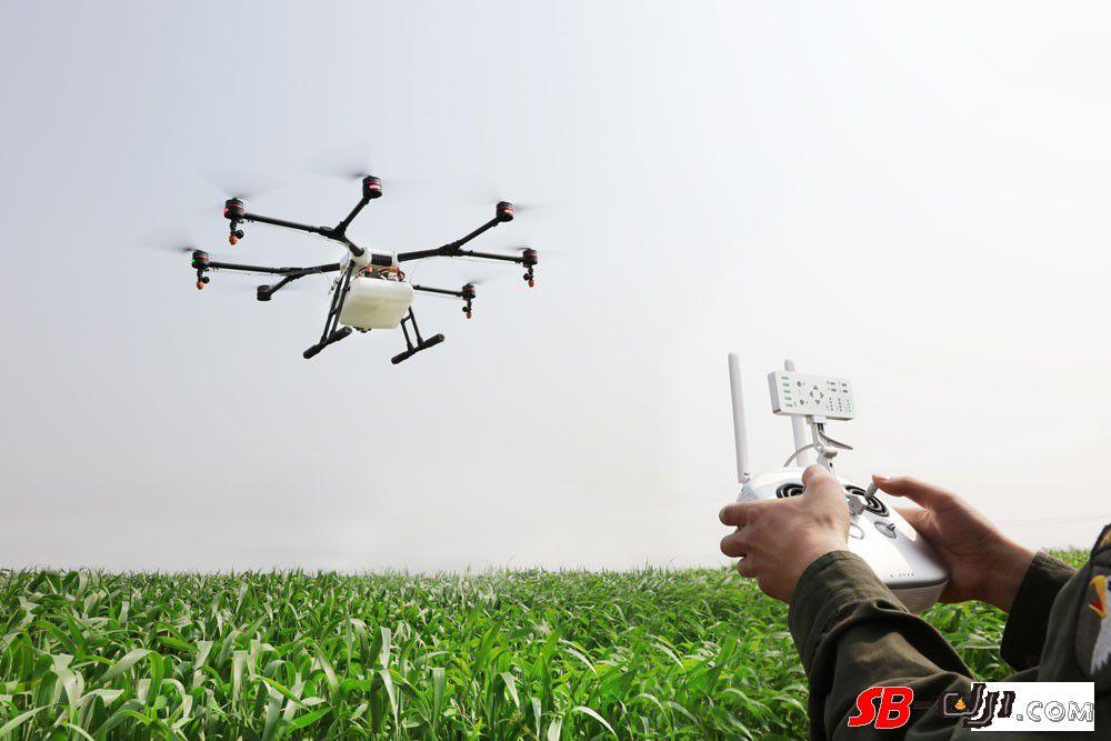 DJI大疆创新¥52999 MG-1农业植保机媒体交流会在京举行