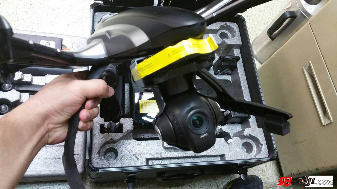 YUNECC. Q500 4k 摄像头报警