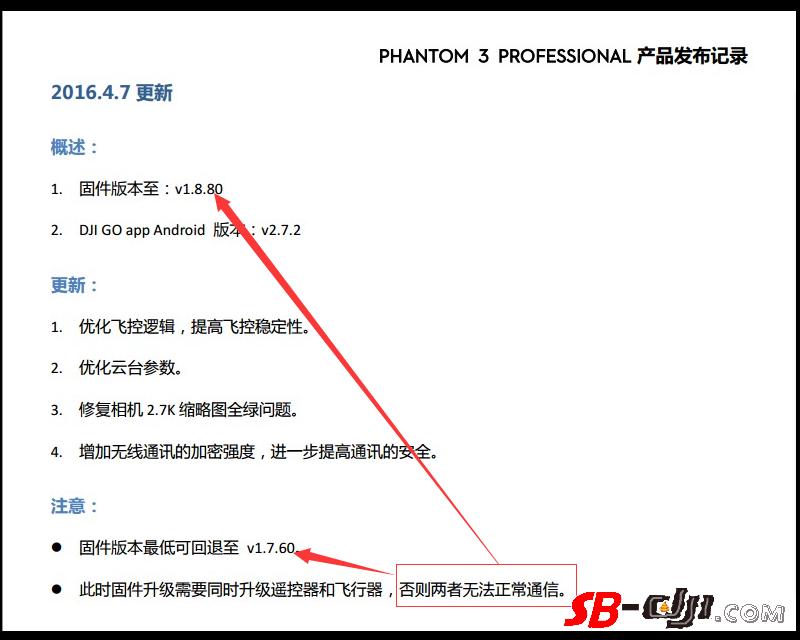精灵3(v1.8.80)/4(v1.1.301)、悟(v1.8.1.00)固件升级包问题汇总