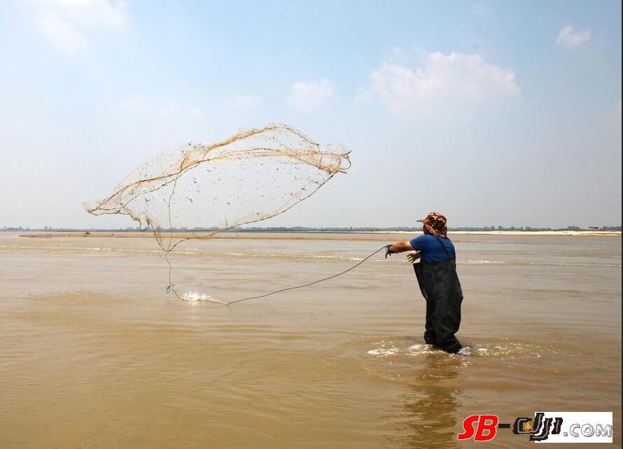 浅滩捕捞Inspire1技术