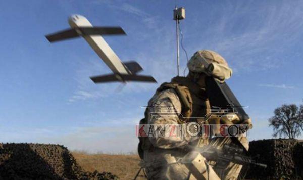 小身材大威力!美军自杀式无人机:可摧毁坦克 单兵能携3架
