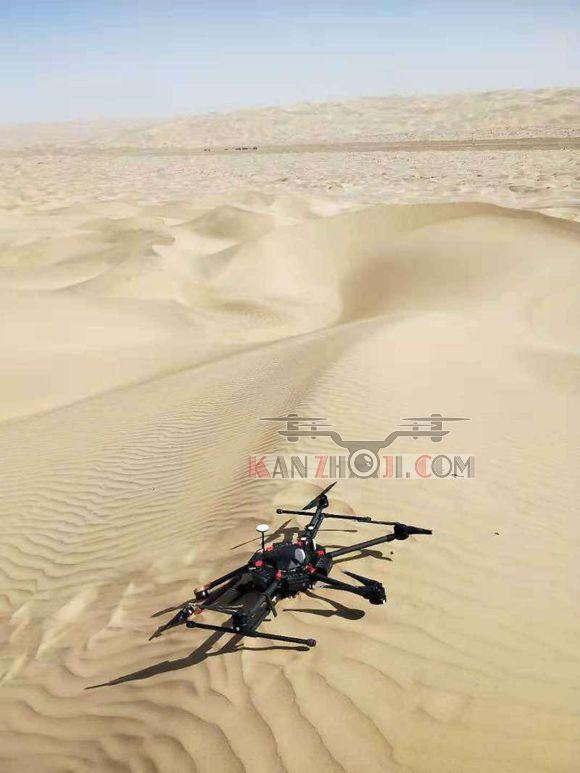 M600沙漠没有任何预兆就坠机