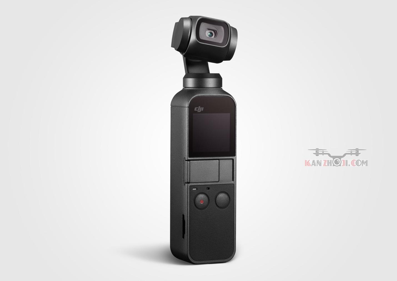 大疆创新发布灵眸Osmo口袋云台相机,精巧形态助您讲述美好生活新故事