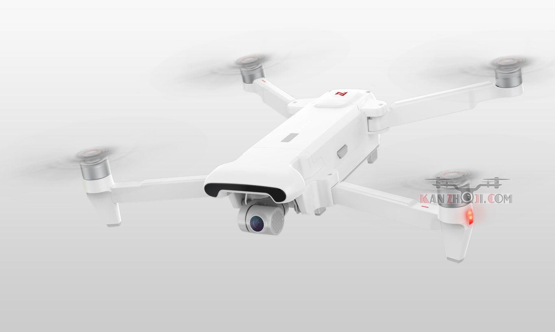 飞米 FIMI X8 SE折叠便携无人机正式发布,性能强悍!
