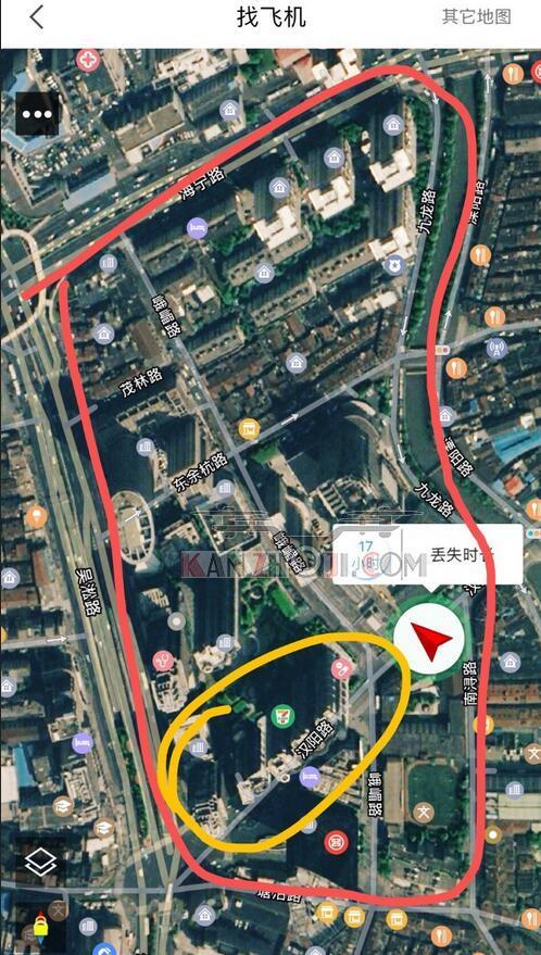 【上海寻机启示】4月9日早上失联一架精灵4P v2.0
