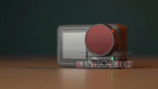 DJI 大疆 OSMO ACTION 运动相机海外开箱视频