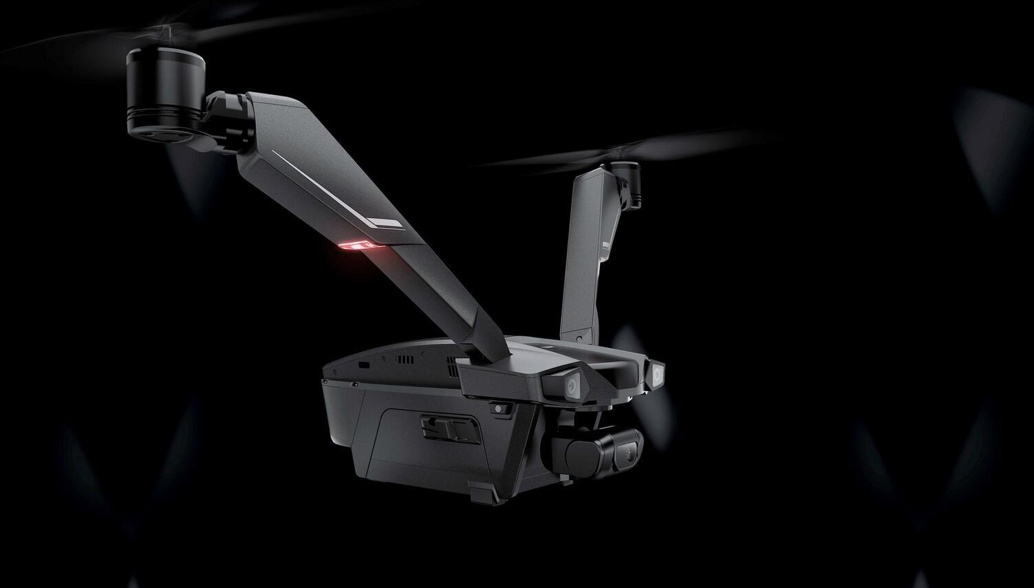 零零科技 V-Coptr Falcon