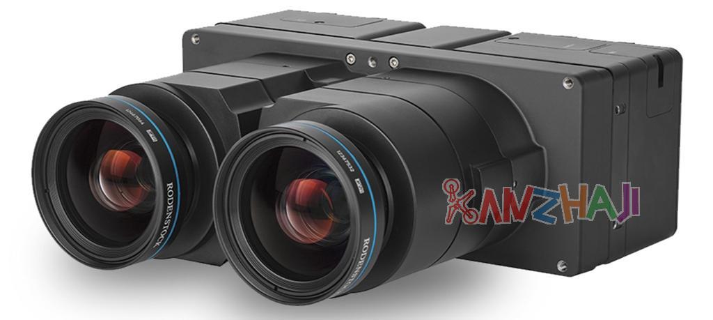 2.8亿像素,328万!飞思推出四频段捕捉功能的双镜头航拍系统