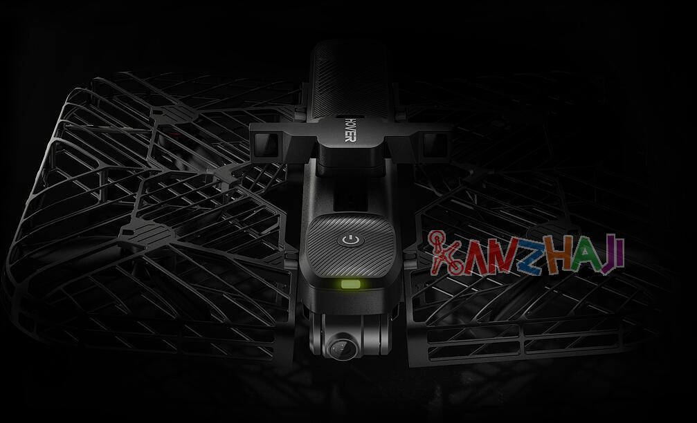 零零科技Hover2 -小黑侠2代直播无人机