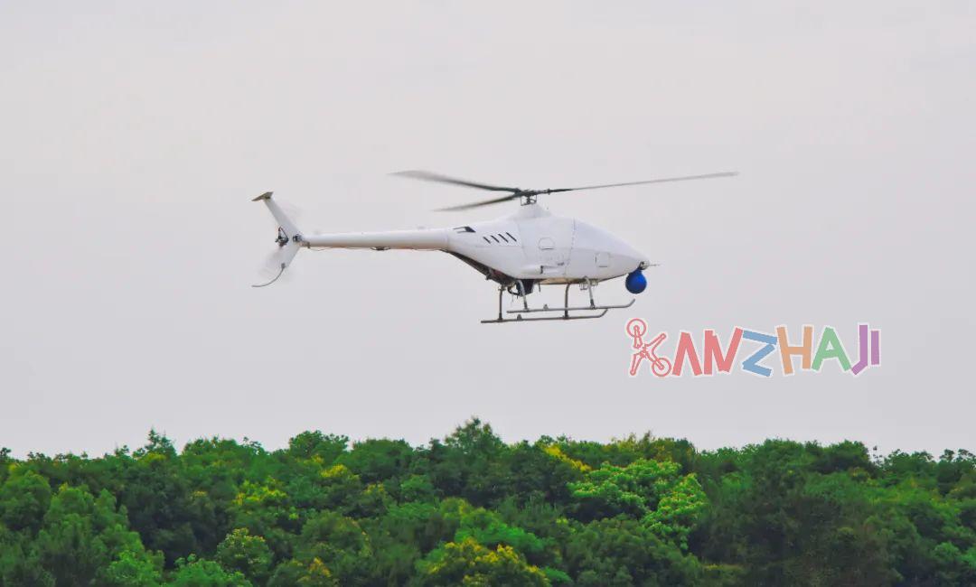 我国首型高原型无人直升机AR500C成功首飞