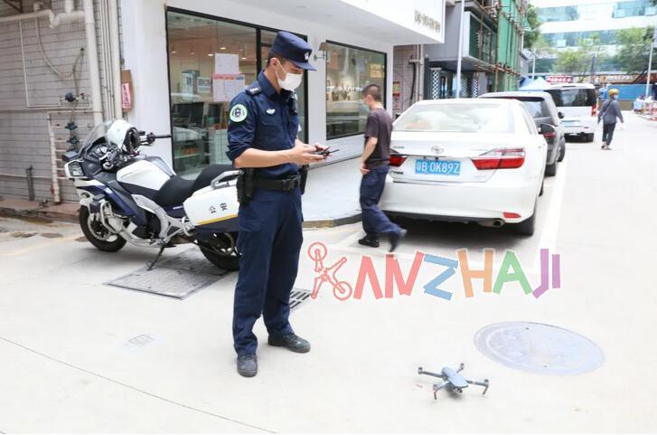 """无人机""""黑飞""""或将受行政处罚?警方提醒:守规矩,不怕罚"""