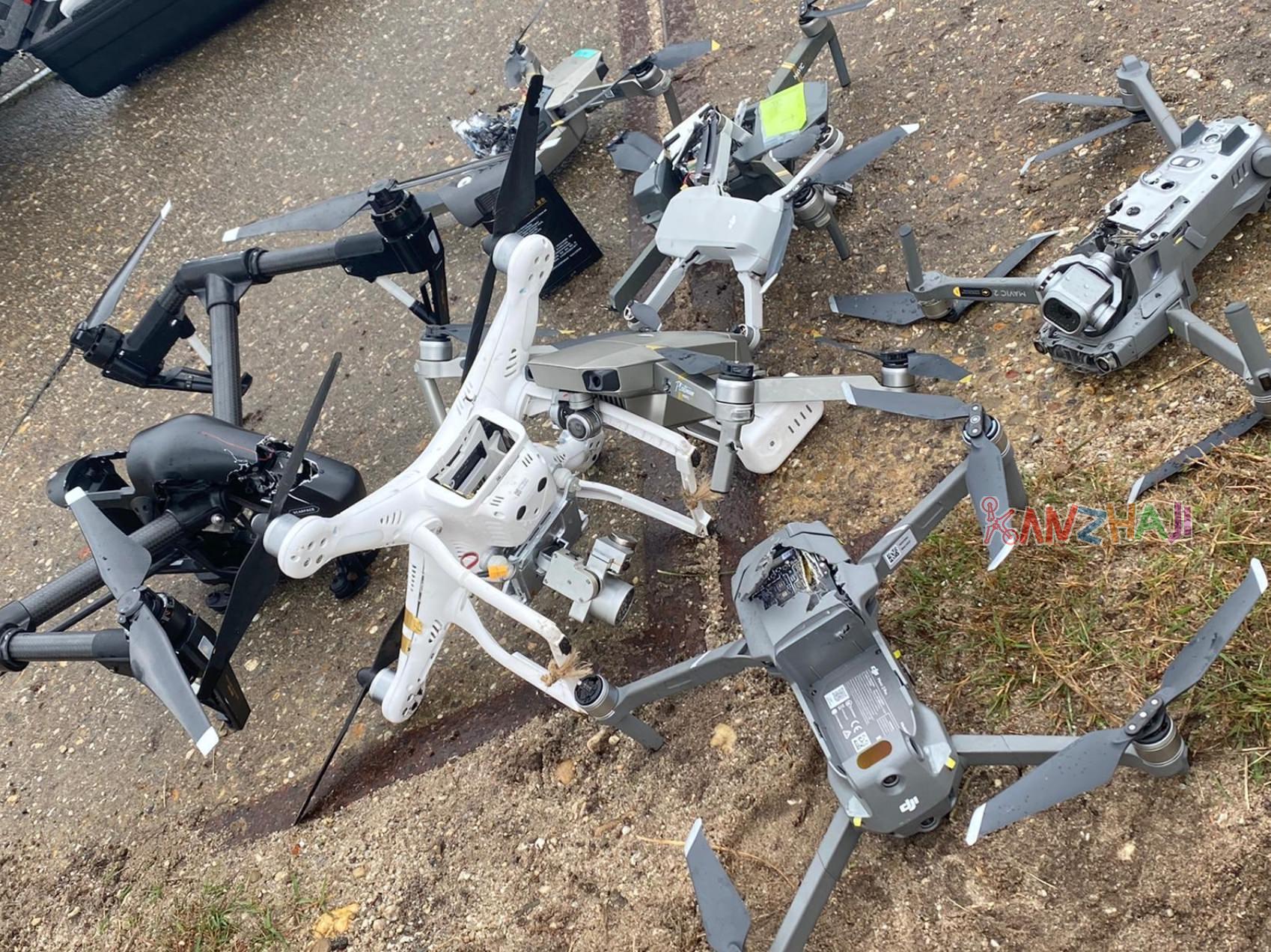 荷兰军队使用Smart Shooter系统击落DJI无人机