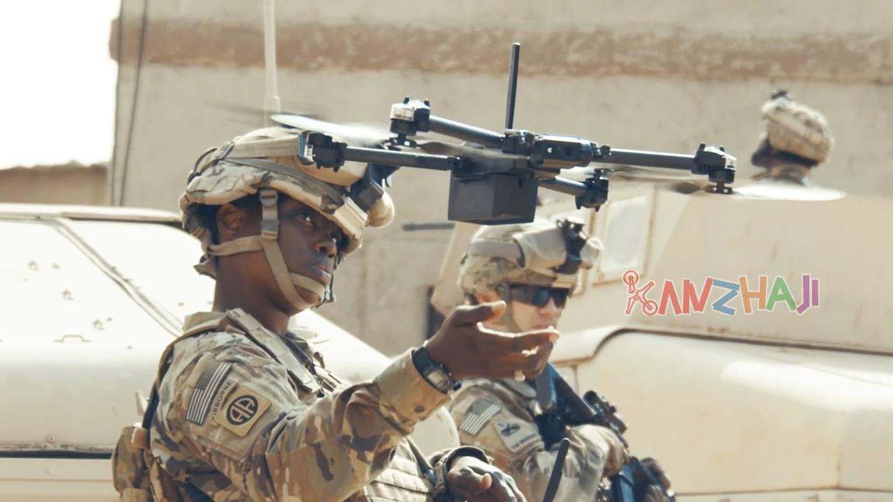 美国Skydio推出X2D无人机:Ready for Duty系列