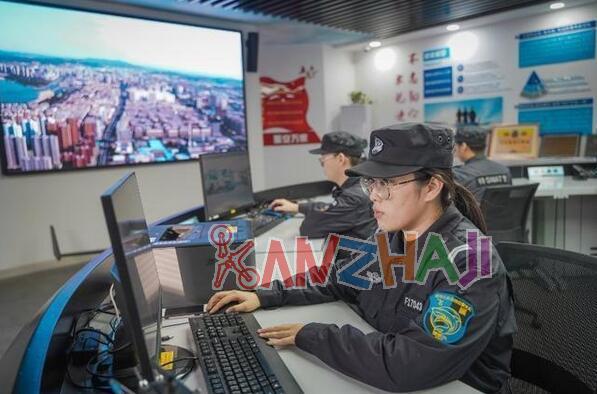 警用无人机助力威海建设智慧城市