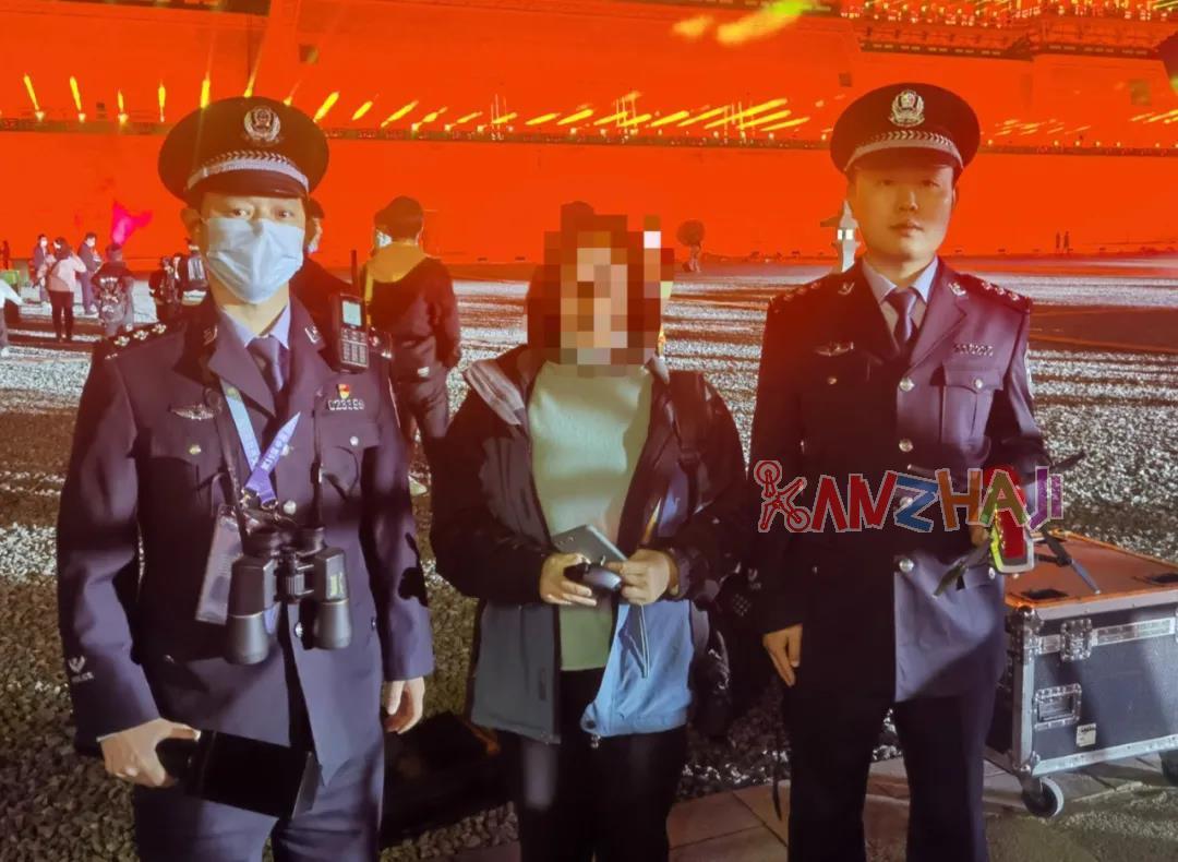 洛阳公安护航39届牡丹文化节 制止擅飞无人机