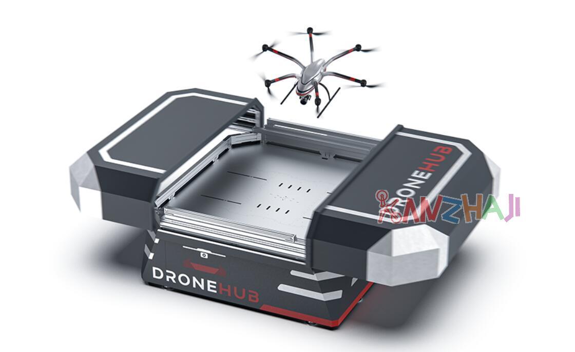 Dronehub和Pentacomp在波兰交付除颤器运输无人机