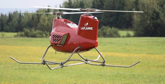 通用动力公司在魁北克开设LX300无人机研发中心