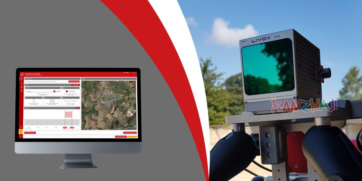 OxTS 激光雷达地理匹配软件更新