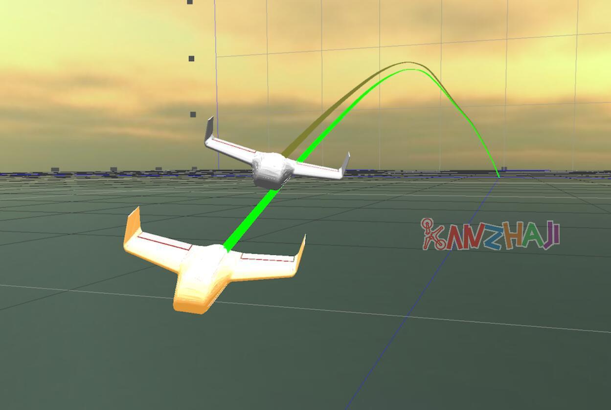 无GPS无人机的无干扰飞行控制和导航