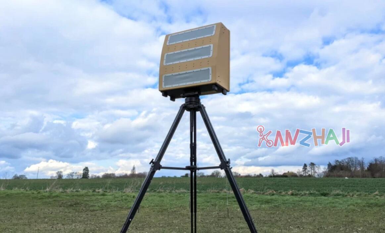 Blighter Surveillance Systems新型3D多模式无人机探测雷达