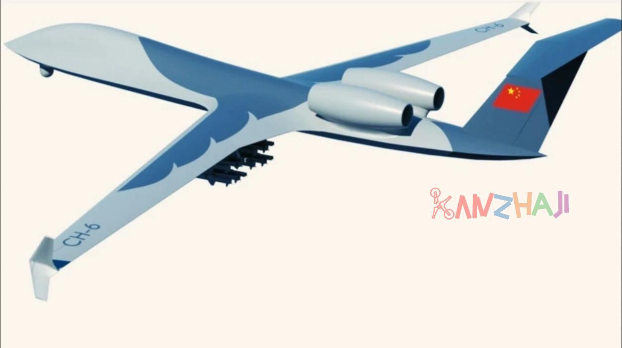 打破纪录!中国彩虹6无人机航程达12000公里