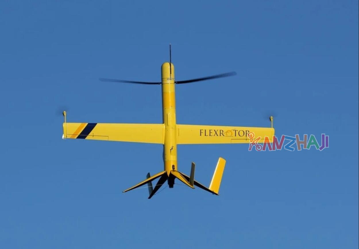 Aerovel的Flexrotor长续航垂直起降无人机与TEKEVER宣布合作