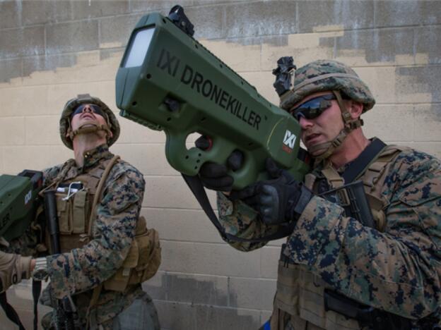 美国防部联合能力办公室完成第二次反小型无人机能力演示