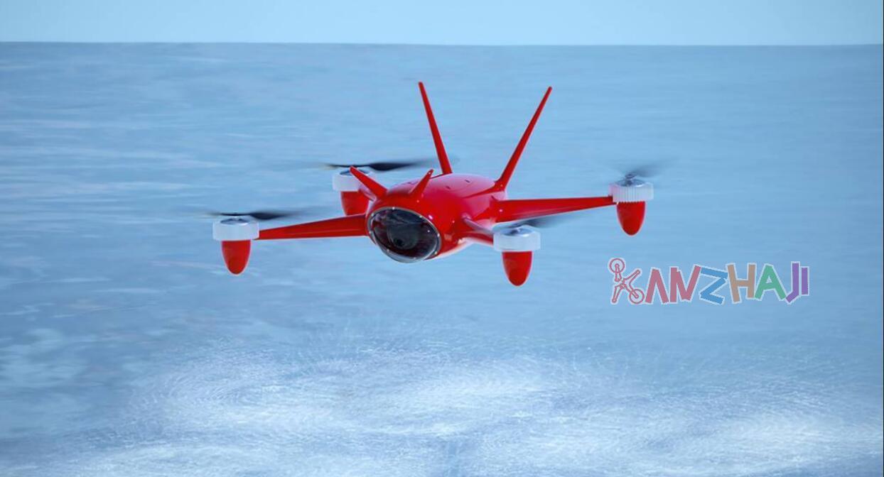 俄罗斯研制全天候救援无人机