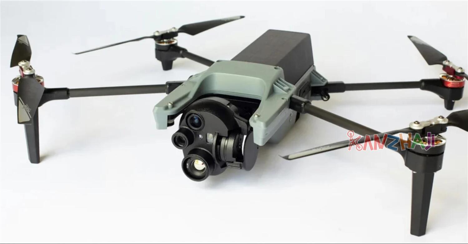 Teledyne FLIR推出下一代战术四轴飞行器